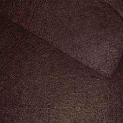 Фетр (для рукоділля) коричневий темний (0,9мм) ш.85