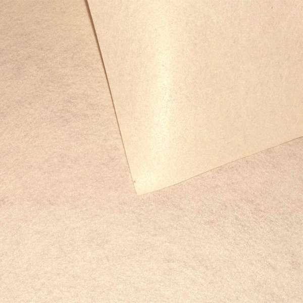Войлок синтетический для рукоделия персиковый светлый (0,95мм) ш.85