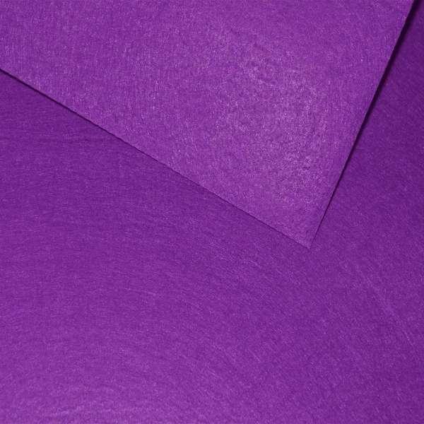 Войлок синтетический для рукоделия пурпурный темный (0,95мм) ш.85