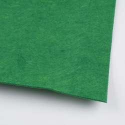 Фетр (для рукоделия) изумрудный (2мм) ш.100