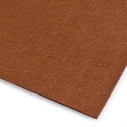 Повсть (для рукоділля) коричнева (3 мм) ш.100