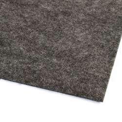 войлок (для рукоделия) серый темный (3мм) ш.100