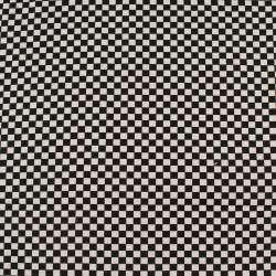 Деко-котон чорно-біла шахматка 6мм, ш.150