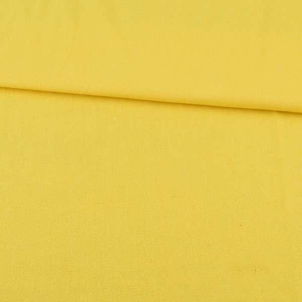 Деко-коттон желтый, ш.148