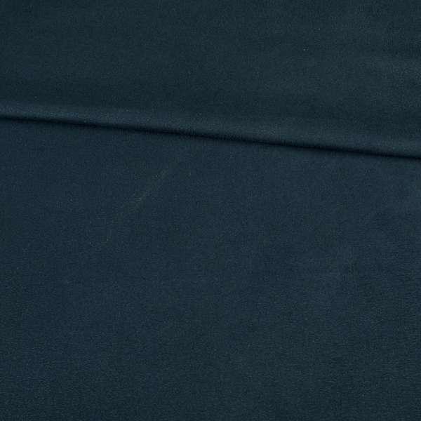 Замша стрейч синяя темная, ш.150