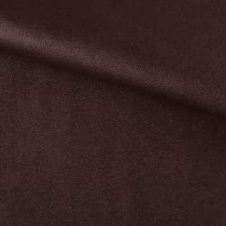 шкіра искуст. на флісі коричнева ш.140