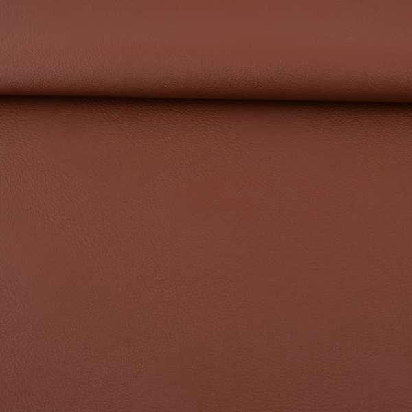 кожа искуств. универсальная на флисе коричневая ш.143