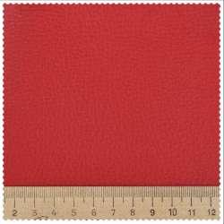 Шкіра штучна меблева оббивна червона 43-0000 ш.145