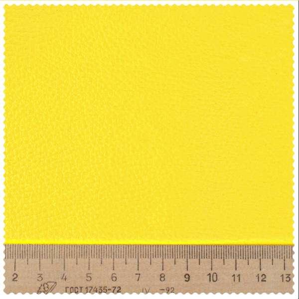 кожзам мебельный обивочный желтый 98-0000 ш.145