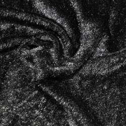 Хутро штучне чорне, ш.150