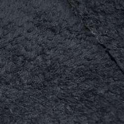 Хутро штучне 2-сторонне темно-сіре ш.168