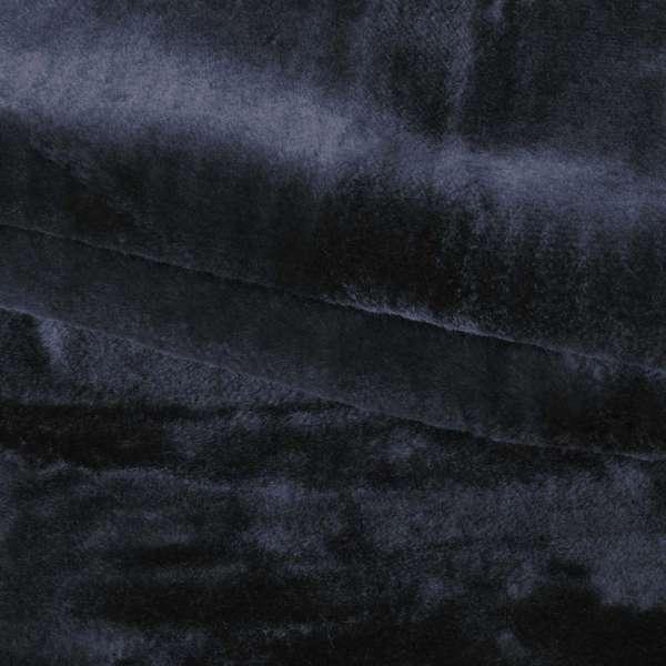 хутро мистецтв. середньо-ворсний чорний (мутон) ш.180