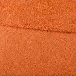 Хутро штучне овчина тонке помаранчеве ш.175