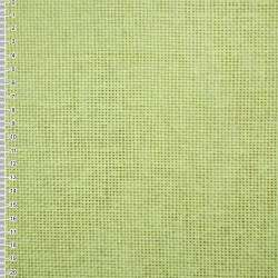 Рогожка из целлюлозы на флизелине бледно-салатовая, ш.150
