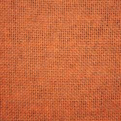 Рогожка из целлюлозы на флизелине оранжевая, ш.150