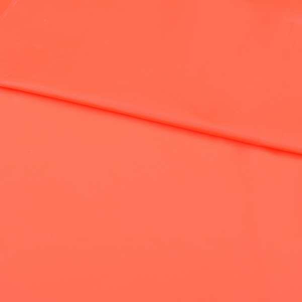Пленка ПВХ непрозрачная оранжевая неон 0,15мм матовая, ш.90