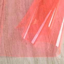 Силікон (0,2мм) рожевий світлий неон прозорий ш.122
