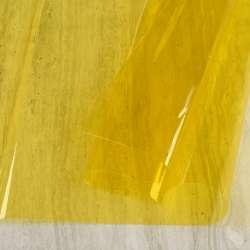 Силікон (0,2мм) жовтий прозорий ш.122