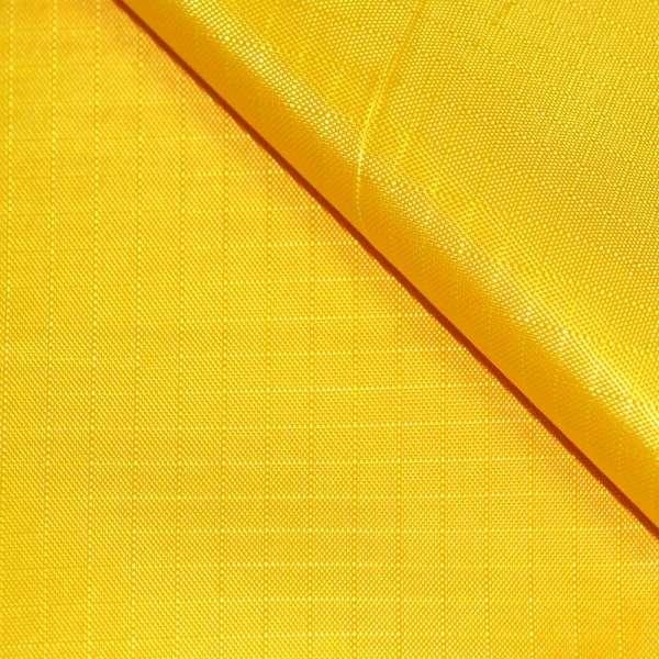 ПВХ тканина Оксфорд рип-стоп жовта ш.150