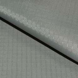 ПВХ тканина Оксфорд рип-стоп сіра світла ш.150