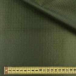 ПВХ тканина Оксфорд рип-стоп зелена темна, ш.150