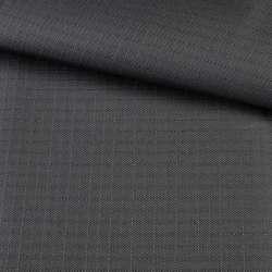 ПВХ тканина Оксфорд рип-стоп сіра темна, ш.150