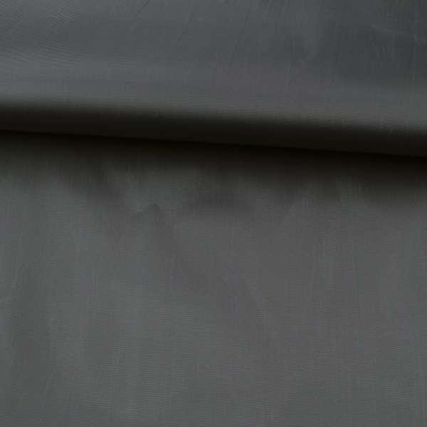 Тент нейлон 210D серый темный, ш.152