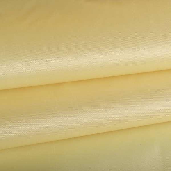 Тент нейлон 210 D золотистый светлый ш.150