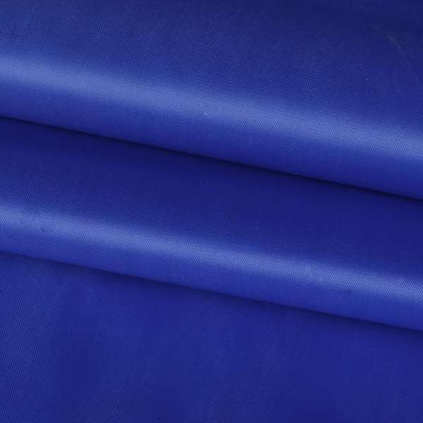 Тент нейлон 210 D синий (электрик) ш.150