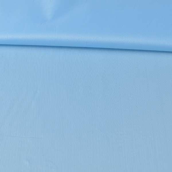 Тент нейлон 210D голубой светлый ш.150