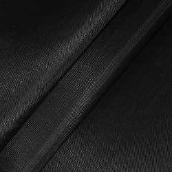 Тканина тентова ПВХ 420 D чорна ш.150