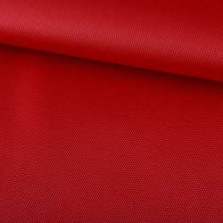 Тканина сумочна ПВХ 420 D червона ш.154