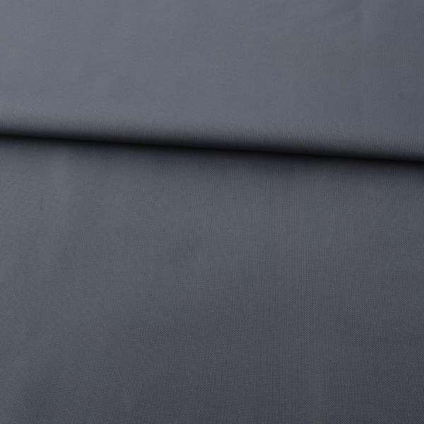ПВХ ткань оксфорд 600D серая темная, ш.150