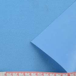 ПВХ тканина Оксфорд 600D блакитна ш.150