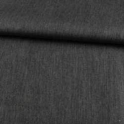 ПВХ ткань оксфорд лен 300D оливковый темный, ш.150