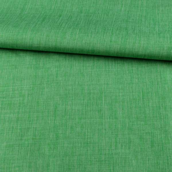 ПВХ ткань оксфорд лен 300D зеленый, ш.150
