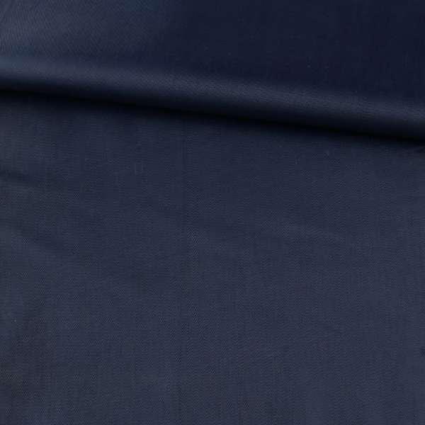 Ткань тентовая ПВХ 420D синяя ш.150