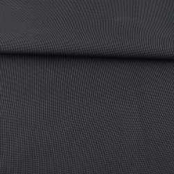 Ткань ПВХ 600D черная в серую точку, ш.157