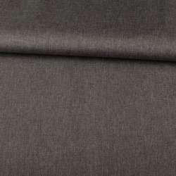 ПВХ тканина оксфорд льон 300D сірий ш.150