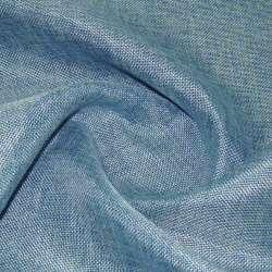Рогожка блакитна ш.145