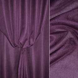 Рогожка фіолетово-баклажанна ш.150