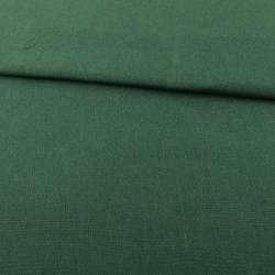 Рогожка деко зелена темна, ш.150