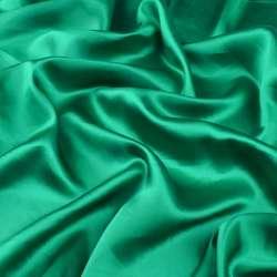 Шовк натуральний зелений ш.300