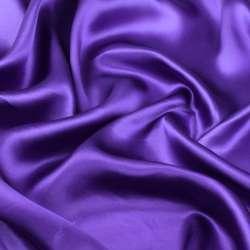 Шовк натуральний фіолетовий ш.300