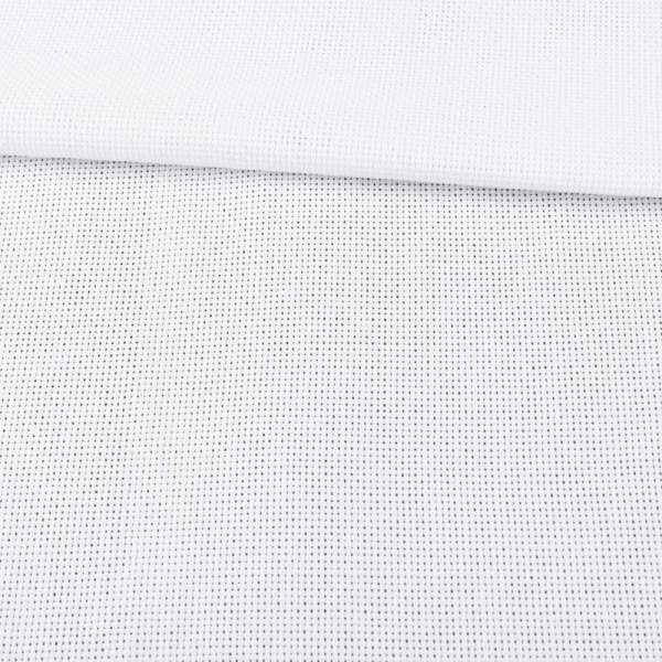 Тканина для вишивки Аїда 14 біла (Черкаси) ш.150