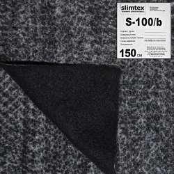 Cлімтекс S100/b чорний (50) ш.150