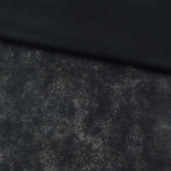 флизелин черный (неклеевой), плотность 30,  ш.160