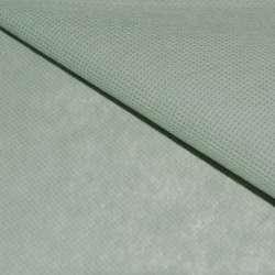 Флизелин неклеевой (спанбонд) серый светлый, плотность 60, ш.160