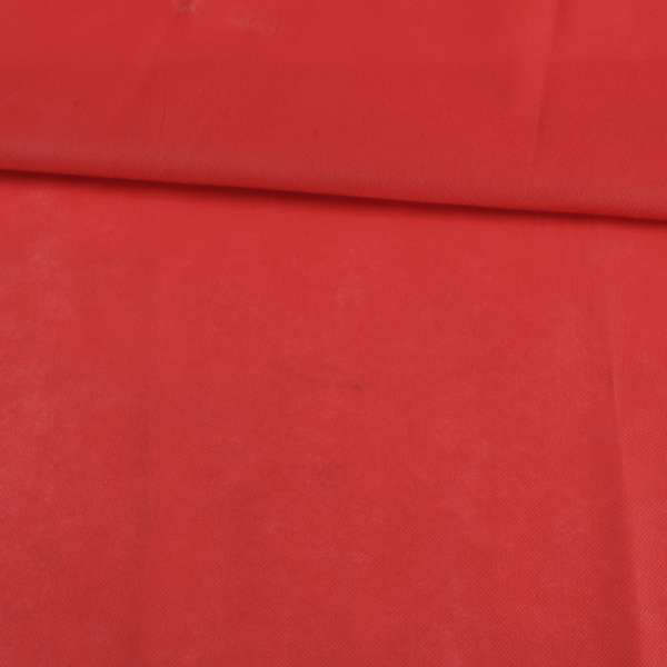 Флізелін неклеевой (спанбонд) яскраво-червоний, щільність 60, ш.160