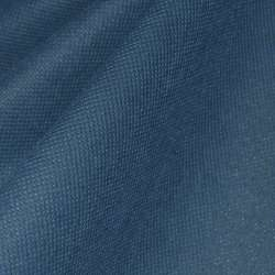 Флизелин неклеевой (спанбонд) синий темный, плотность 60, ш.160